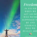 Do You Have the Freedom to Express Your Soul Purpose?